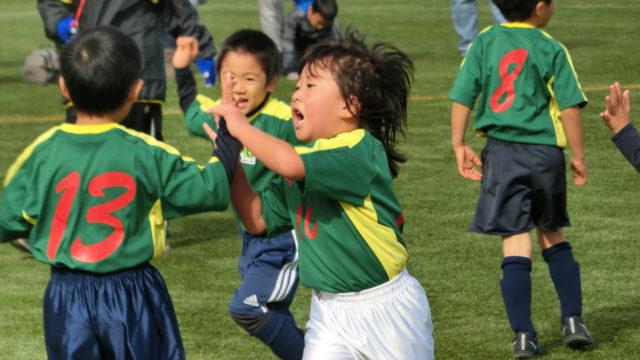 第6回 岡崎慎司CUP (U-6) 幼児大会
