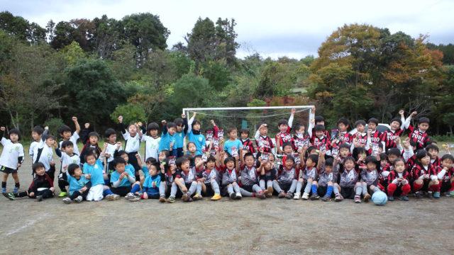 第1回 岡崎慎司CUP (U-6) 幼児大会