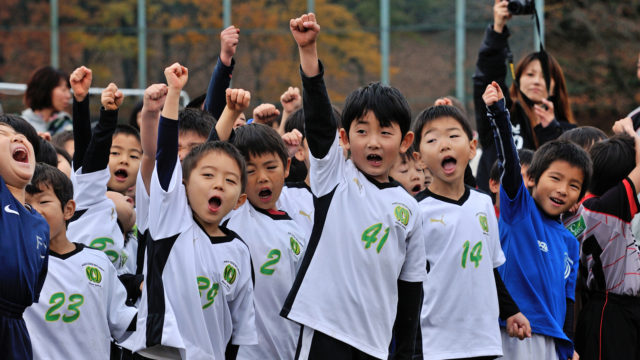 第3回 岡崎慎司CUP (U-6) 幼児大会