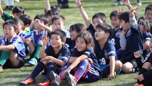 第5回 岡崎慎司CUP (U-6) 幼児大会